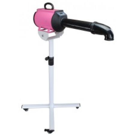 Fén TAS-2400 komplet (ružový)