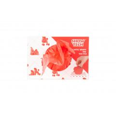 Igelitové natáčky - červené 65STE624