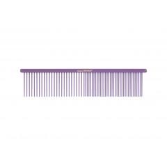 Hrebeň Greyhond 19cm - purple