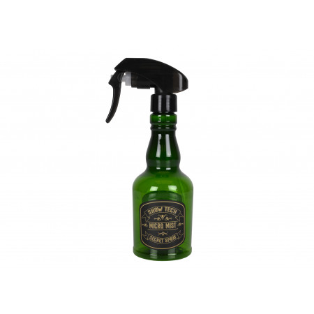 Rozprešovacia fľaša Show Tech profesional 150ml zelená